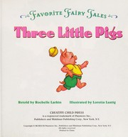 Cover of: Three Little Pigs (Favorite Fairy Tales) |