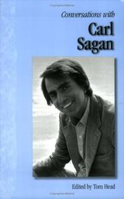 Cover of: Conversations with Carl Sagan