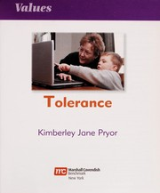 Cover of: Tolerance | Kimberley Jane Pryor