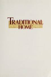 Traditional Home, 1992 (Traditional Home)