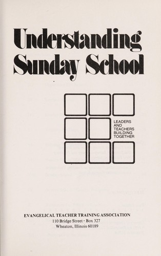Sunday School Success by