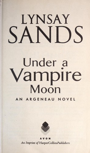 Under a vampire moon by Lynsay Sands