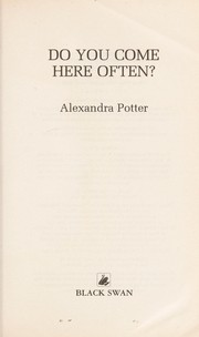 Cover of: Do you come here often? | Alexandra Potter