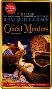 Cover of: The Cereal Murders (Culinary Mystery)