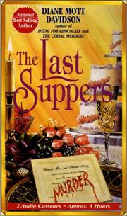 Cover of: The Last Suppers (Culinary Mystery)