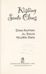 Cover of: Kissing Santa Claus | Donna Kauffman