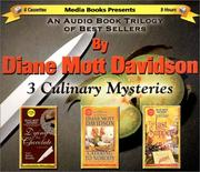 Cover of: 3 Culinary Mysteries: An Audio Book Trilogy of Best Sellers  |