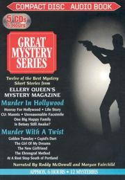 Cover of: Ellery Queen's Mystery Magazine: Twelve of the Best Mystery Short Stories (Great Mystery)