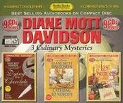 Cover of: Diane Mott Davidson: Dying for Chocolate, Catering to Nobody, the Last Suppers