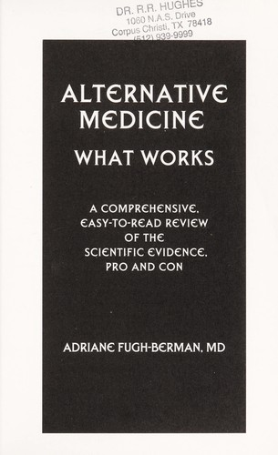 Alternative medicine by
