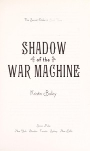 Shadow of the war machine