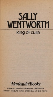 Cover of: King of Culla |