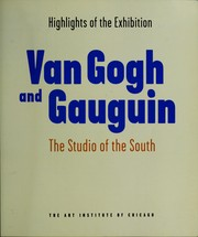 Cover of: Van Gogh and Gauguin |