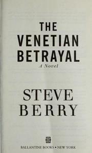 Cover of: The Venetian betrayal
