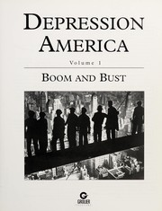 Cover of: Depression America
