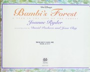 Cover of: Walt Disney's Bambi's forest