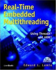 Real-time embedded multithreading by Edward L. Lamie