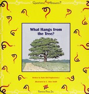 Cover of: What Hangs from the Tree? | Babs Bell Hajdusiewicz