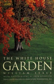 Cover of: The White House garden