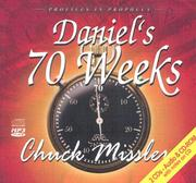 Cover of: Daniel's Seventy Weeks