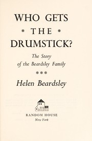 Who gets the drumstick?