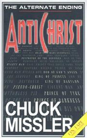 Cover of: Antichrist | Chuck Missler