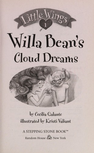 Willa Bean's cloud dreams by Cecilia Galante