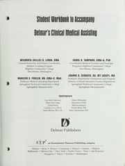 Cover of: Workbook to Accompany Delmar