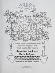 Cover of: Young women activities | Jennifer Jackson
