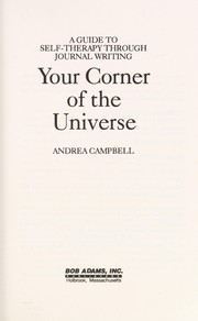 Cover of: Your corner of the universe | Andrea Campbell