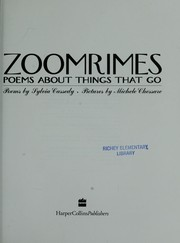 Cover of: Zoomrimes | Sylvia Cassedy