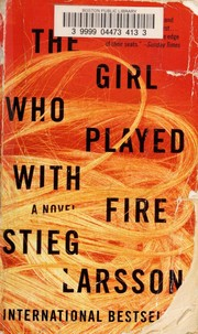 Cover of: The Girl Who Played with Fire | Stieg Larsson