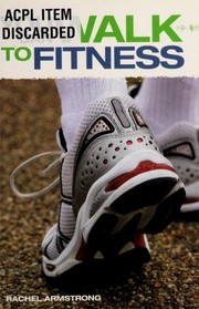 Cover of: You can walk to fitness | Rachel Armstrong