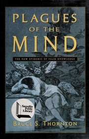 Cover of: Plagues of the Mind