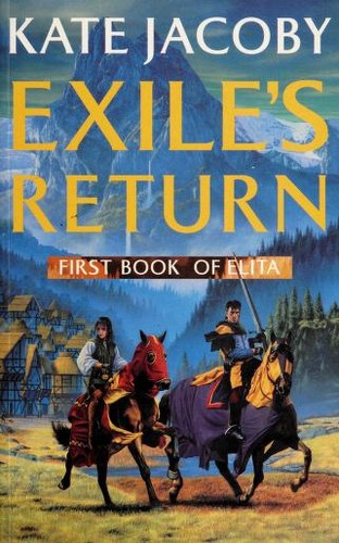 Exile's return by Kate Jacoby