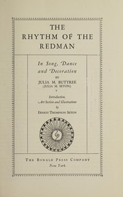 Cover of: The rhythm of the redman