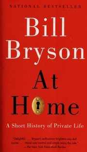 Cover of: At Home | Bill Bryson
