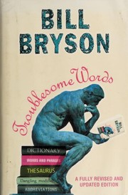 Cover of: Troublesome words