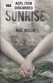 Cover of: Sunrise | Mike Mullin