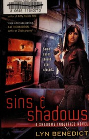 Cover of: Sins & Shadows |