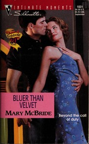 Cover of: Bluer Than Velvet | Mary McBride