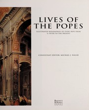 Cover of: Lives of the Popes | Michael J Walsh