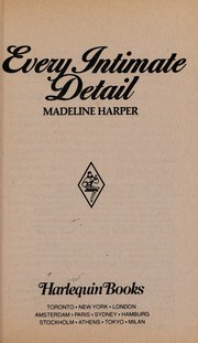 Cover of: Every Intimate Detail | Madeline Harper