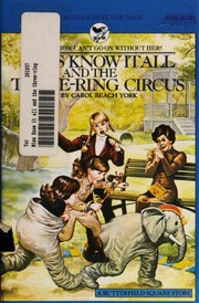 Cover of: Miss Know 3-Rng Circ | Carol Beach York