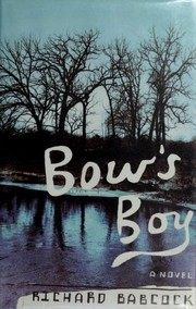 Cover of: Bow