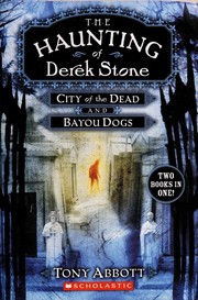 Cover of: City of the dead | Tony Abbott