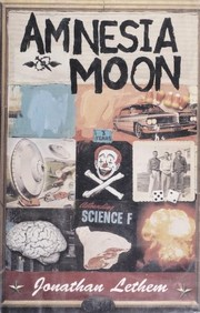 Cover of: Amnesia moon: a road movie