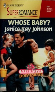 Cover of: Whose baby?