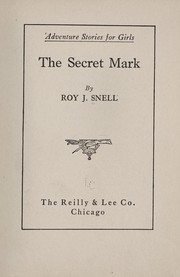 Cover of: The secret mark