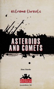 Cover of: Asteroids and comets | Don Nardo